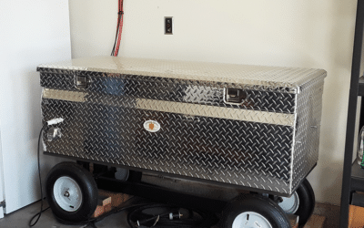 Solar Battery Backup Versus a Gas Generator